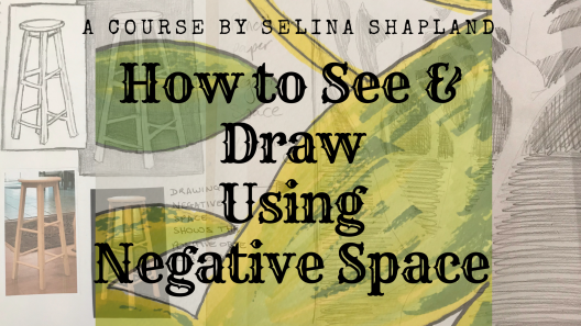 How to See and Draw using Negative Space on Skillshare