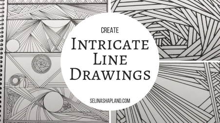 Create Intricate Line Drawings