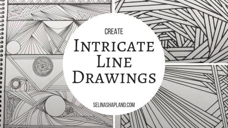 Create Intricate Line Drawings